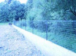 Podezdívka plotu + pletivo Staříč