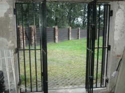 Šilheřovice mříže do kůlny