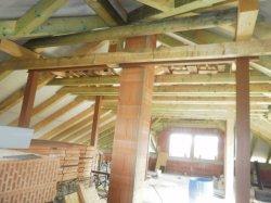 Šilheřovice konstrukce střechy
